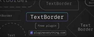 TextBorder Splash