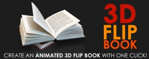 3D Flip Book