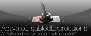 ActivateDisabledExpressions