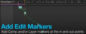 Add Edit Markers