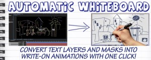 Automatic Whiteboard
