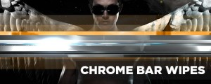 Chrome Bar Wipes for Final Cut Pro X