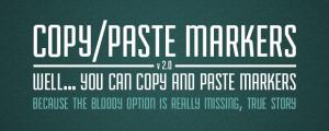 Copy Paste Markers 2