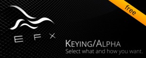 EFX Keying-Alpha Free