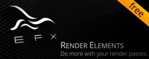 EFX Render Elements Free
