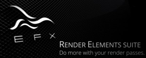 EFX Render Elements Plugin Suite