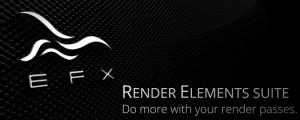 EFX Render Elements Plugin Suite