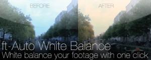 ft-Auto White Balance