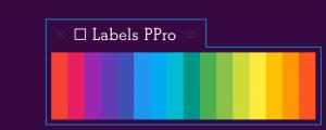 Labels PPro 2