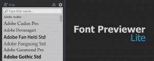 Font Previewer Lite