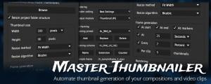 CI Master Thumbnailer