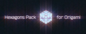Origami Hexagons Pack