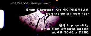8mm Distress Kit 4K PREMIUM