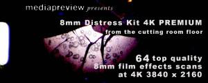 8mm Distress Kit 4K PREMIUM