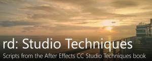 rd: Studio Techniques