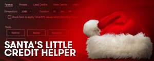 Santa's Little Credit Helper