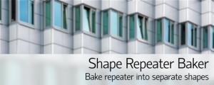 Shape Repeater Baker
