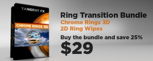 Ring Transitions Bundle for Final Cut Pro X