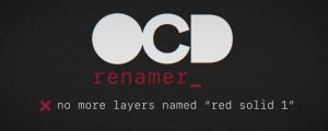 OCD Renamer