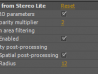 Depth from Stereo Lite User Interface