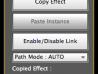 ft-Effect Instance UI