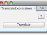 TranslateExpressions UI