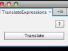 TranslateExpressions UI