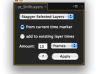 pt_ShiftLayers Stagger UI