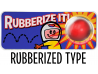 Rubberized Type