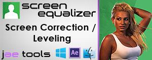 Screen Equalizer