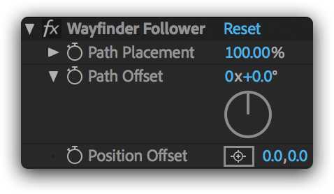 Wayfinder Follower