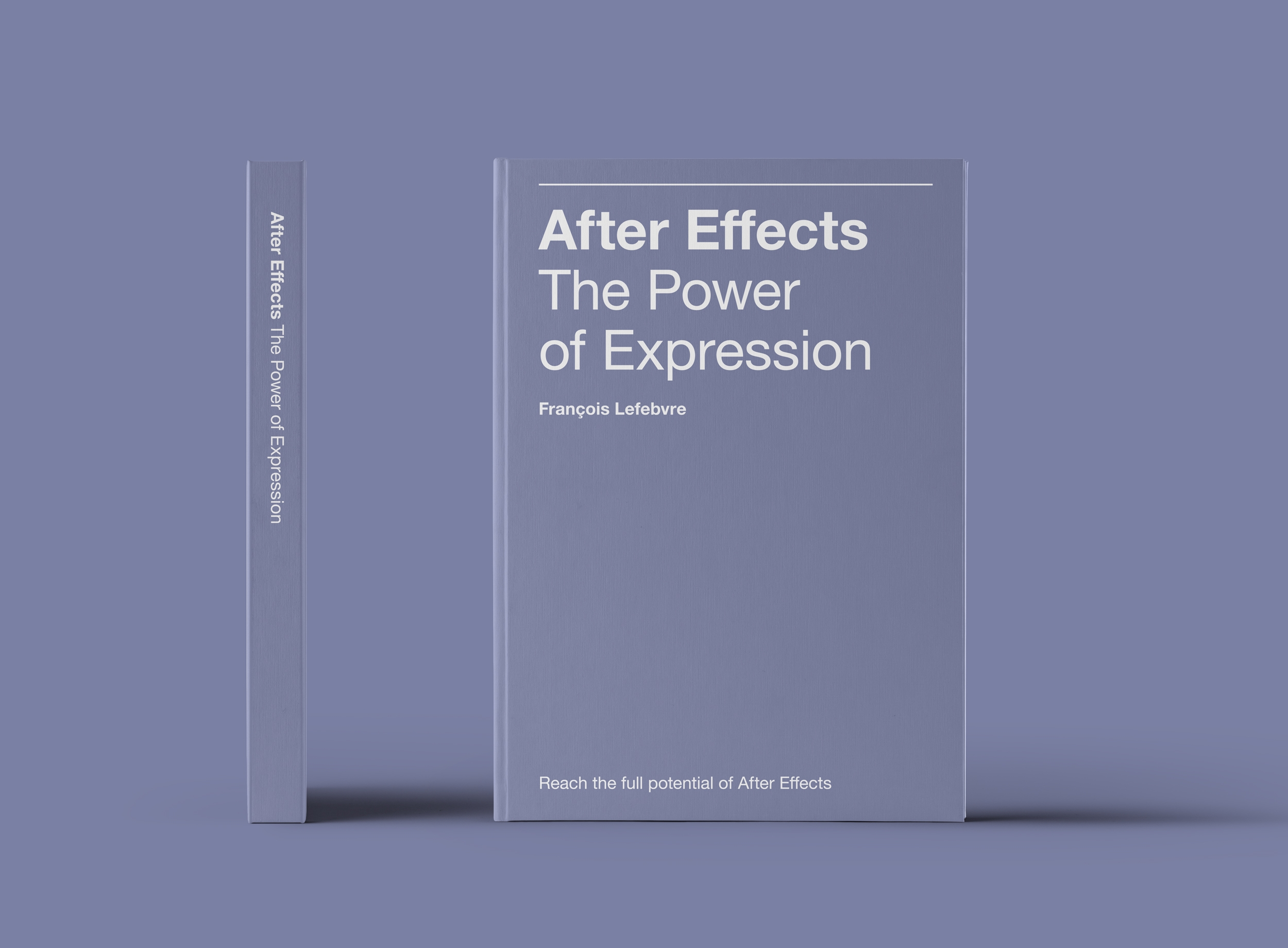 Power of expression the book