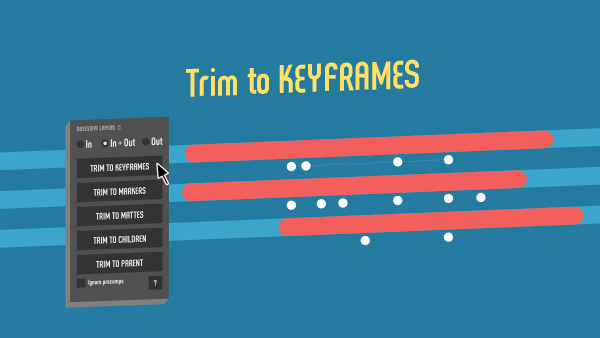 Trim to keyframes