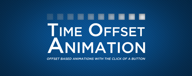 Time Offset Animation