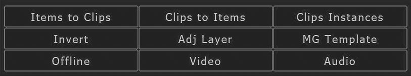 Quick Access Bar Image