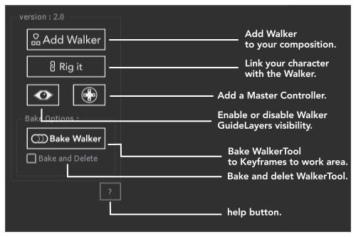 Walker Tool - aescripts + aeplugins - aescripts com