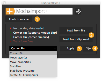 MochaImport+ Workflow