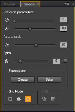 Circular mode